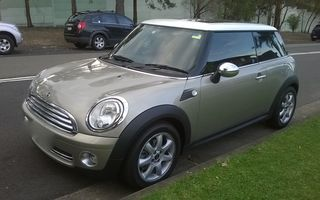 2007 Mini Cooper Review