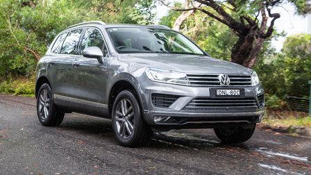 2017 Volkswagen Touareg Adventure: Quick Review