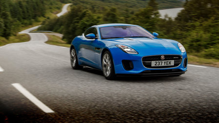 2018 Jaguar F-Type four-cylinder review