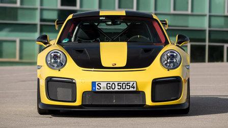 2018 Porsche 911 GT2 RS walkaround