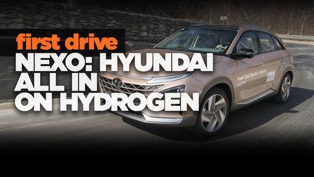 2018 Hyundai Nexo review: World first drive