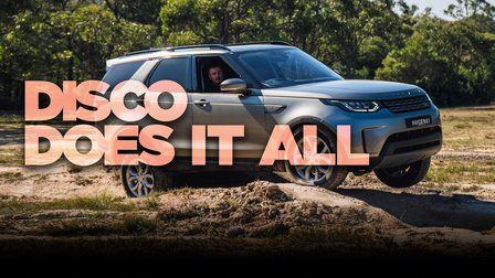 Land Rover Discovery Sd4 review: On road, off road, and towing
