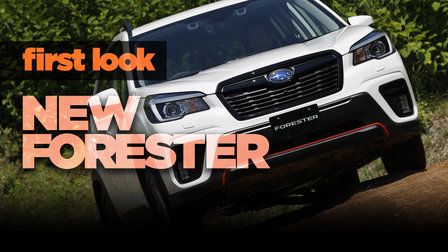 2019 Subaru Forester review: First look