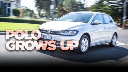2018 Volkswagen Polo 85TSI review: The Polo grows up