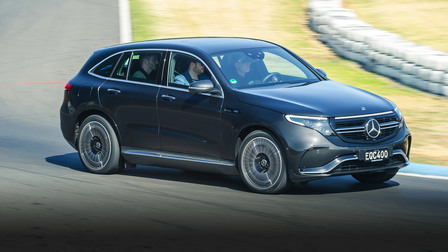 REVIEW: 2019 Mercedes-Benz EQC ride-along