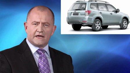 Subaru Forester Review
