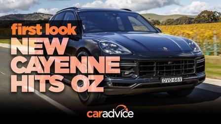 2018 Porsche Cayenne review: First look at Australian range