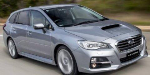 2018 Subaru Levorg STI Sport v Skoda Octavia RS245 comparison review