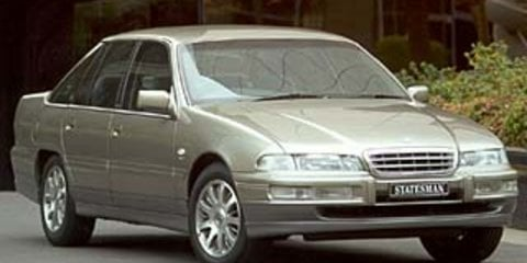 Holden WM Statesman & Caprice Pricing