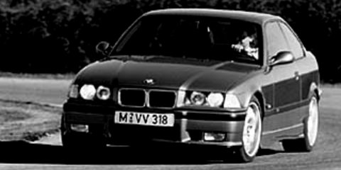 2008 BMW M3 Driving Footage
