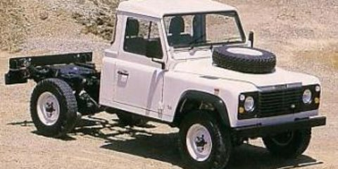 1997 Land Rover Defender 110 (4x4) Review