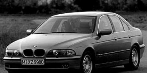 1997 BMW 523i review Review