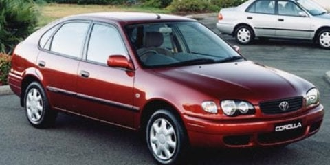 2000 Toyota Corolla Ascent Seca Review