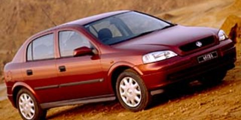 2001 Holden Astra Cd Review Review