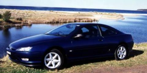 2001 Peugeot 406 Coupe review Review