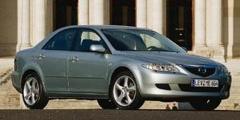 2004 Mazda 6 Classic Review Review