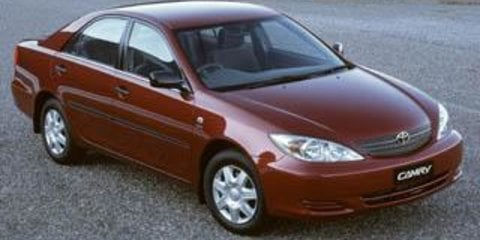 2004 Toyota Camry Altise Review Review