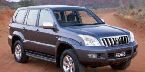 2003 Toyota Landcruiser Prado GXL (4x4) Review