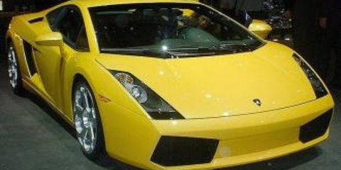 Lamborghini Gallardo LP560-4 Full Throttle teaser