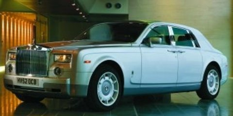 Rolls Royce Phantom Coupe Teaser video