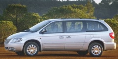 2004 Chrysler Grand Voyager Limited