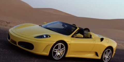Ferrari F430 Scuderia Fifth Gear Video