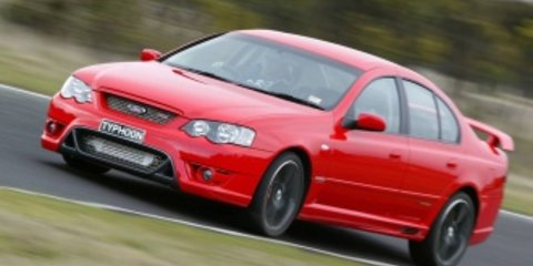 2006 Ford Fpv F6 Typhoon Review Review