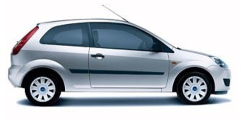2008 Ford Fiesta Lx Review
