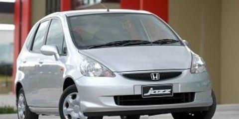 2007 Honda Jazz GLi