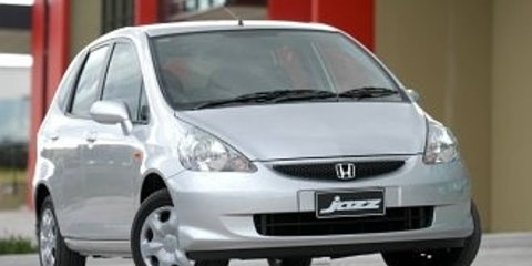 2007 Honda Jazz VTi Review