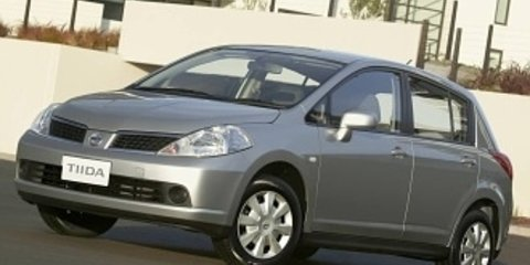 2009 Nissan Tiida ST Review Review