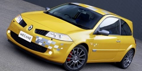 2008 Renault Megane Rs F1 Team R26 Review Review