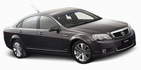 2008 Holden Caprice  Review