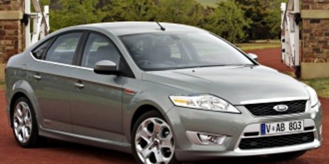 2008 Ford Mondeo XR5 Turbo Review Review