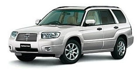 2008 Subaru Forester XS Review