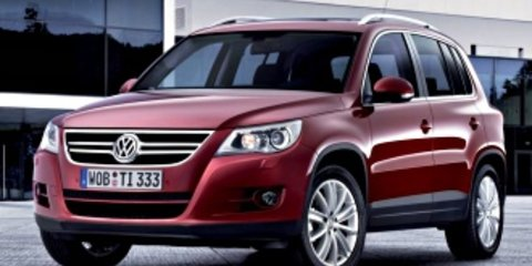 Volkswagen Tiguan Video