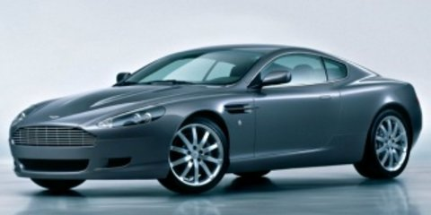 Aston Martin DBS First Steer Video