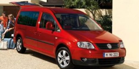 2009 Volkswagen Caddy Maxi Life Review