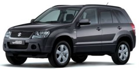 2008 Suzuki Grand Vitara diesel review (video)