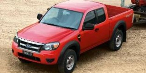 2010 Ford Ranger XLT Review Review