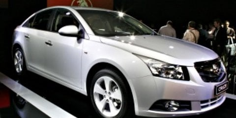 2010 Holden Cruze CD Review