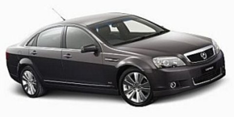 2009 HOLDEN CAPRICE Review
