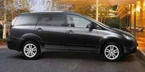 Mitsubishi BA Grandis Recall