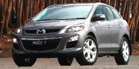 2011 MAZDA CX-7 LUXURY SPORTS