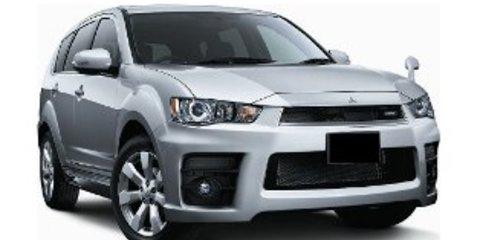 2010 Mitsubishi Outlander RX Review Review