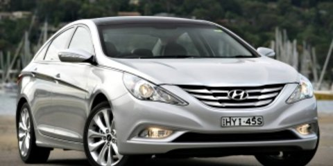 2010 HYUNDAI i45 PREMIUM Review