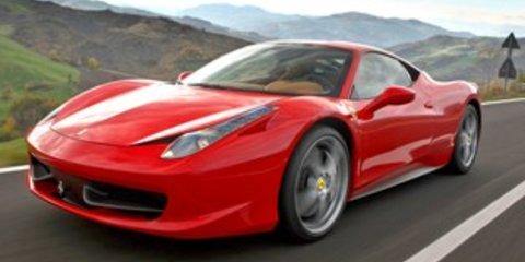 Video: Ferrari 458 Italia teaser