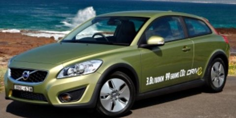 2011 VOLVO C30 1.6 DRIVE Review