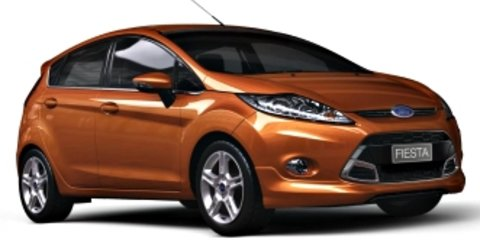 2010 Ford Fiesta Lx Review