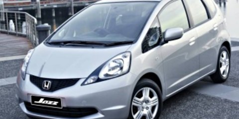 2011 HONDA JAZZ VTi Review